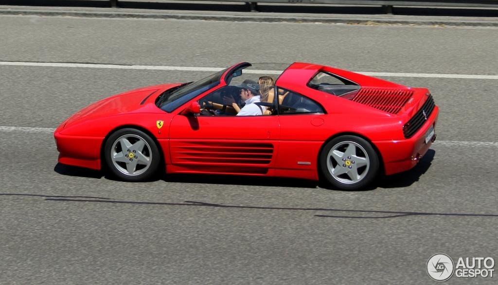 Ferrari 348 Ts 1 February 2015 Autogespot