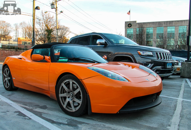 Tesla Motors Roadster Sport