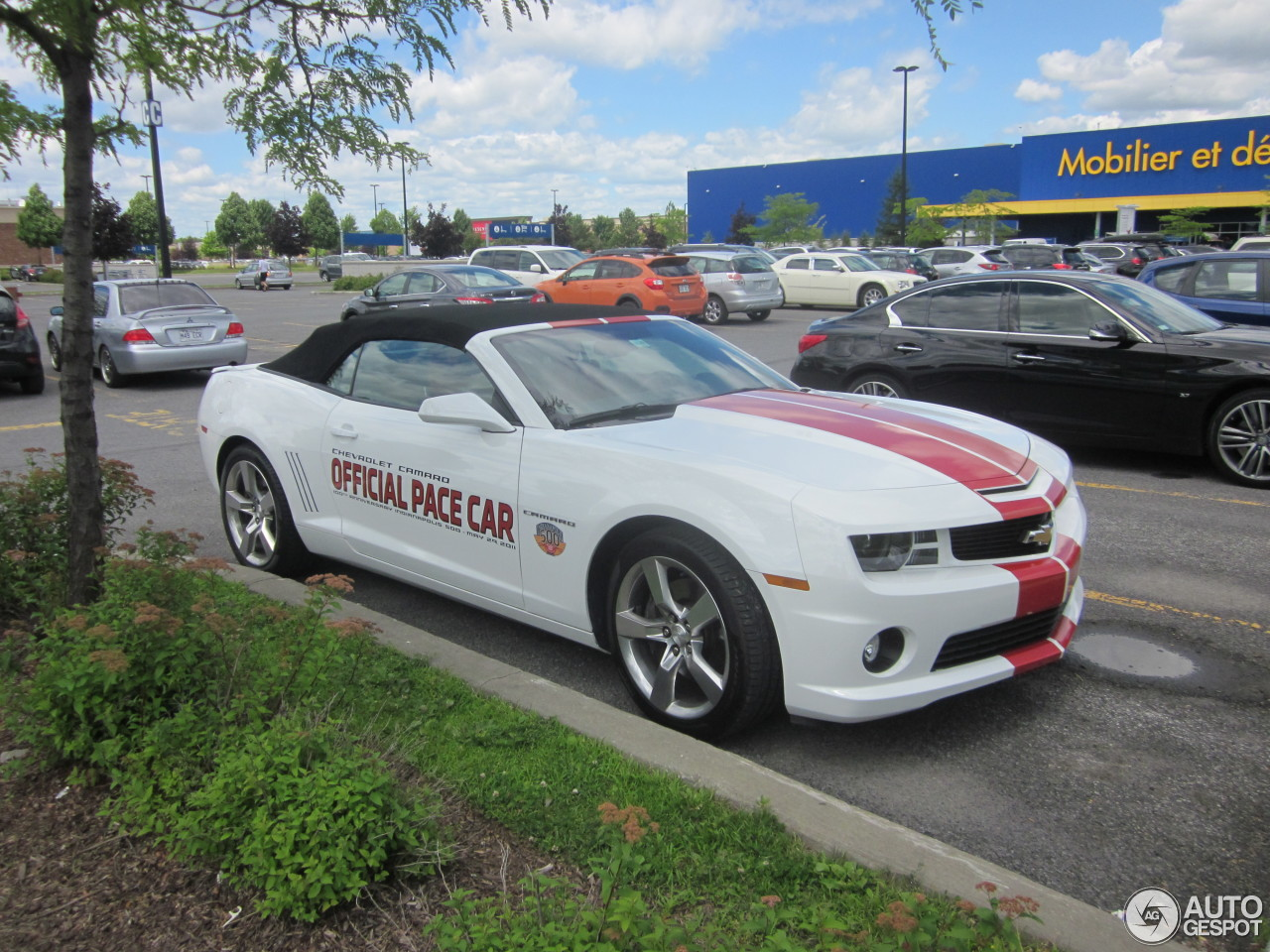 Pace Car For Indy 500 For 2013 2014 2015 Autos Post