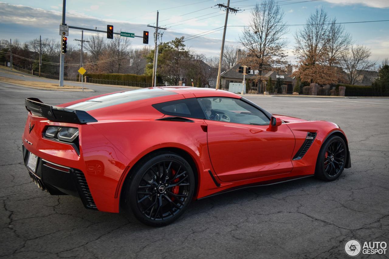Chevrolet Corvette C7 Z06 9 February 2015 Autogespot