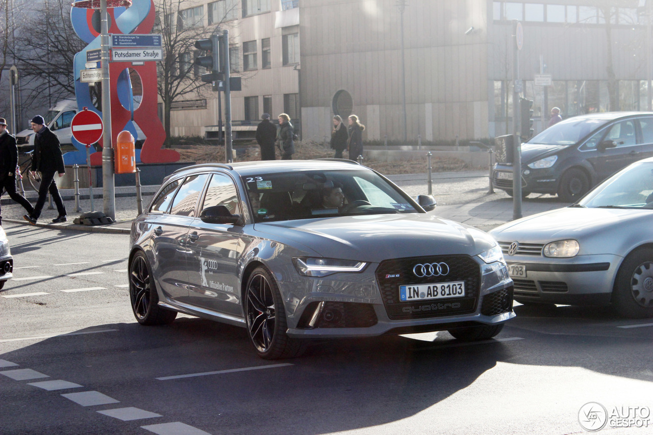 audi rs6 avant c7 2015 11 februar 2015 autogespot. Black Bedroom Furniture Sets. Home Design Ideas