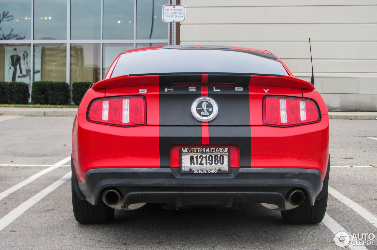 Ford Mustang Shelby Gt500 2011 11 February 2015 Autogespot