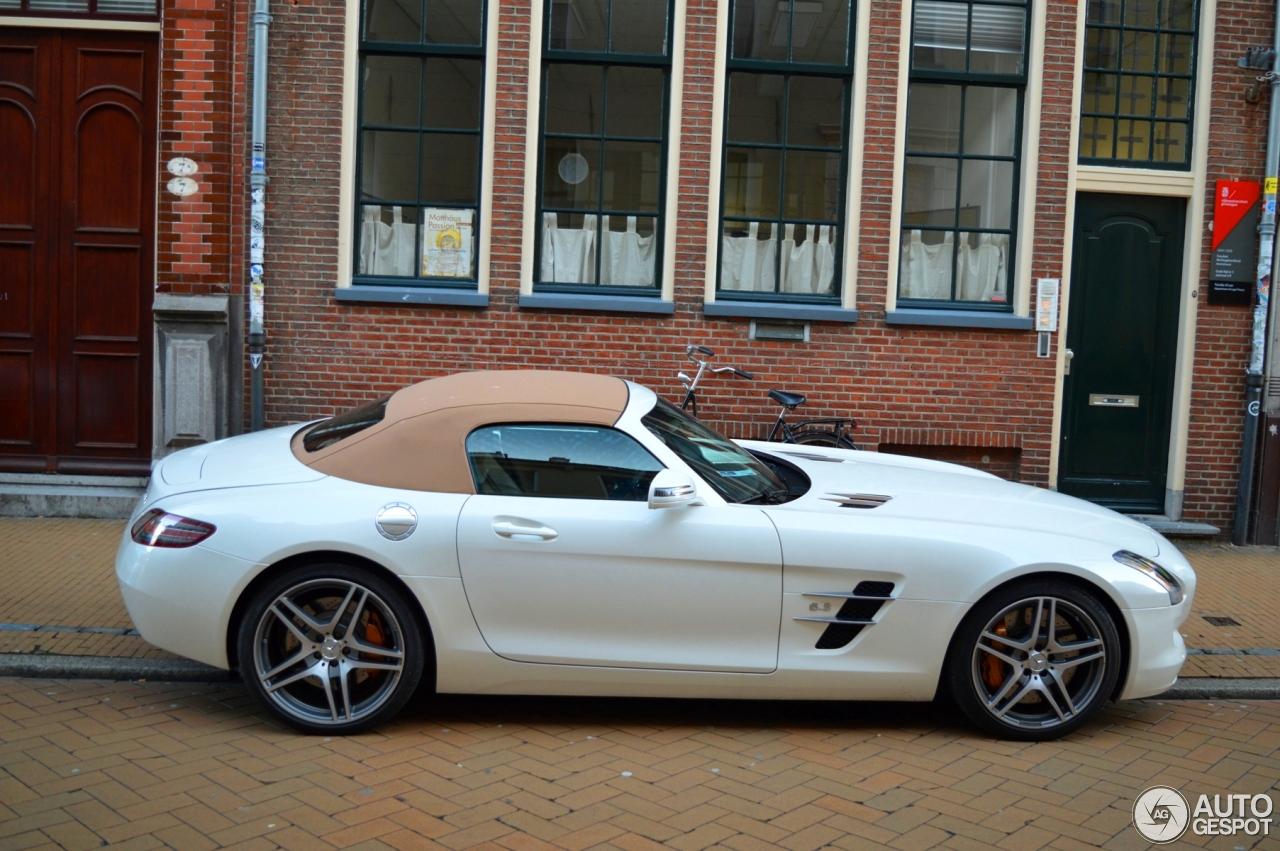 Mercedes benz sls amg roadster 13 februari 2015 autogespot for 2015 mercedes benz sls amg convertible