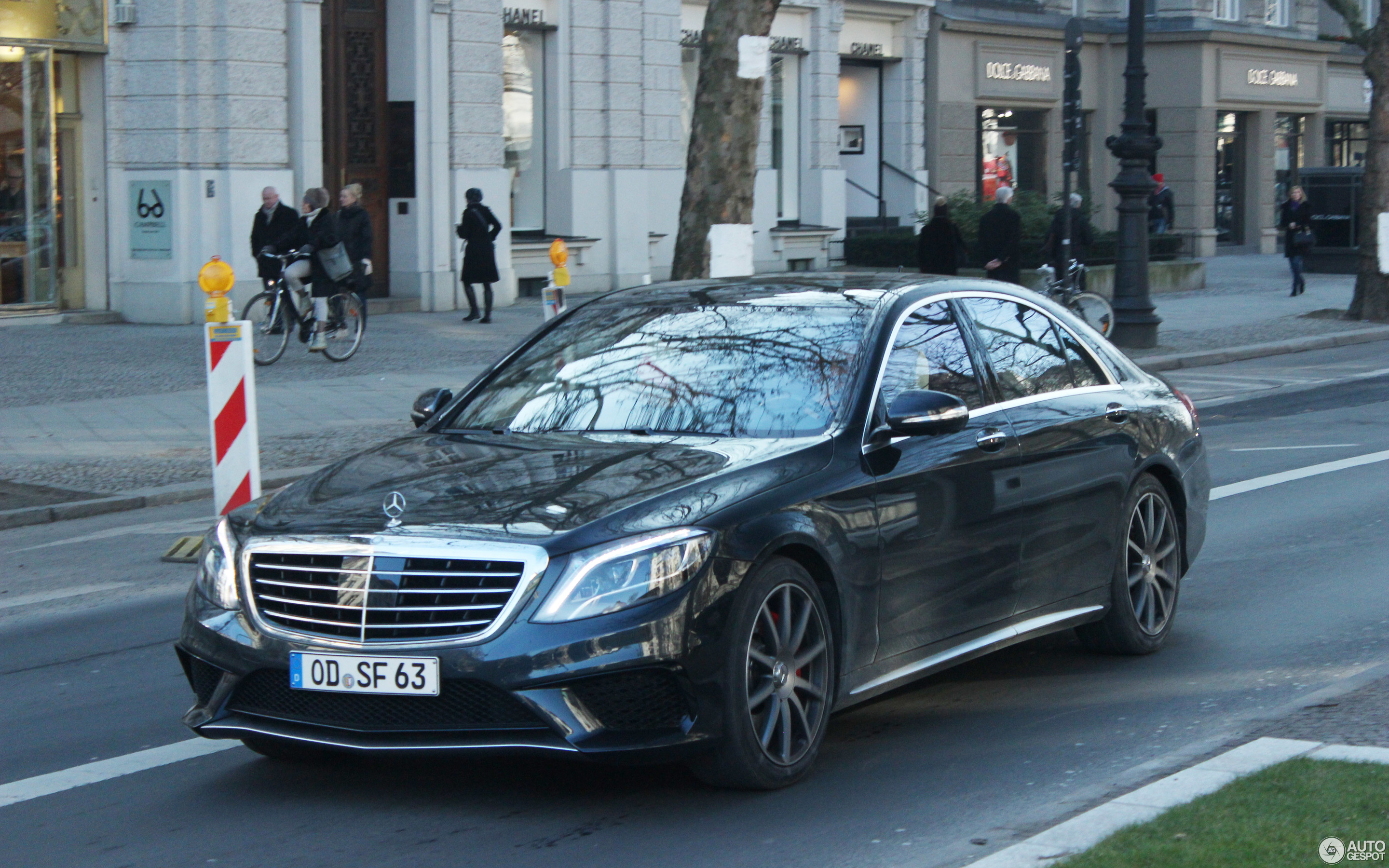 Mercedes Benz S 63 AMG V222 13 February 2015 Autogespot