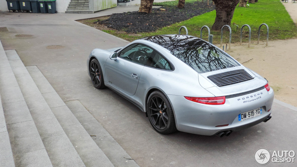 porsche 991 carrera gts 13 february 2015 autogespot. Black Bedroom Furniture Sets. Home Design Ideas