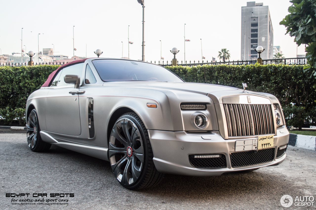 rolls royce phantom drophead coup mansory bel air 13. Black Bedroom Furniture Sets. Home Design Ideas