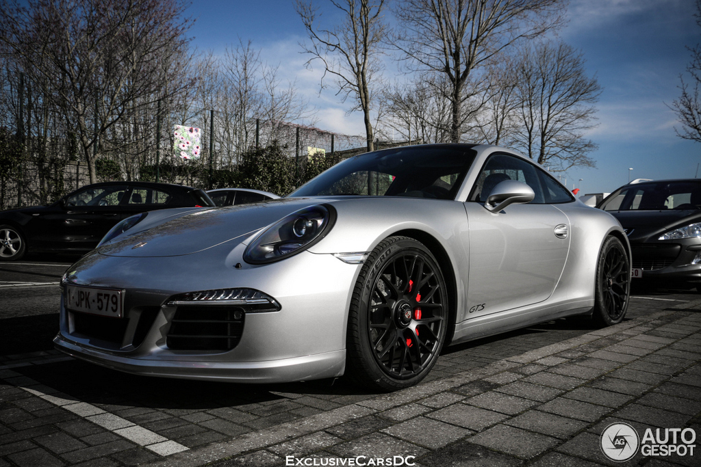 porsche 991 carrera 4 gts 15 fvrier 2015 autogespot. Black Bedroom Furniture Sets. Home Design Ideas