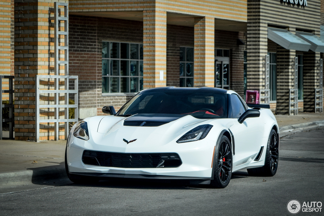 Chevrolet Corvette C7 Z06 - 16 February 2015 - Autogespot
