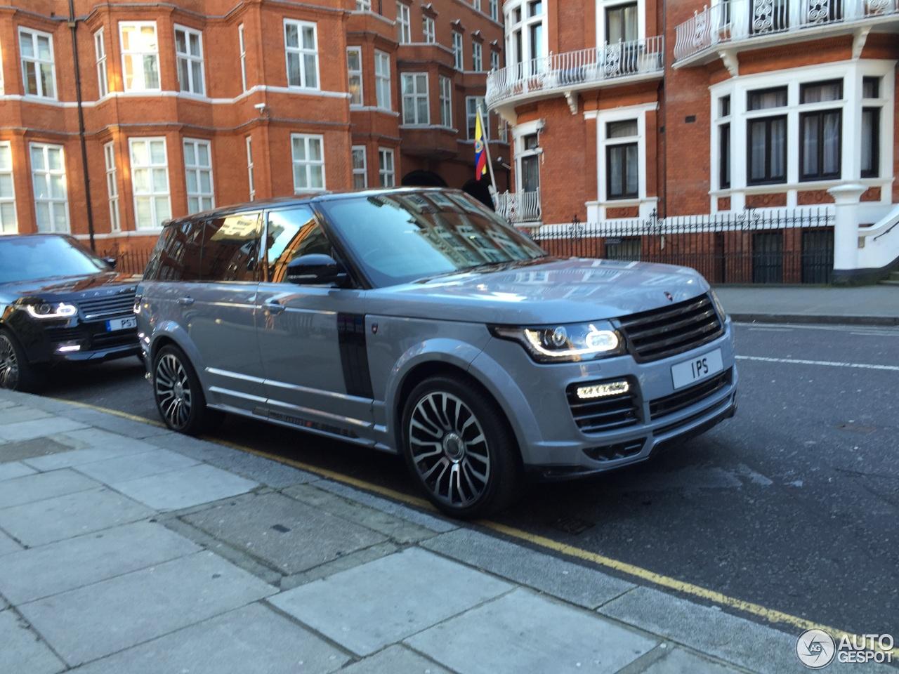 Range Rover Onyx >> Land Rover Mansory Range Rover Autobiography LWB 2013 - 18 February 2015 - Autogespot