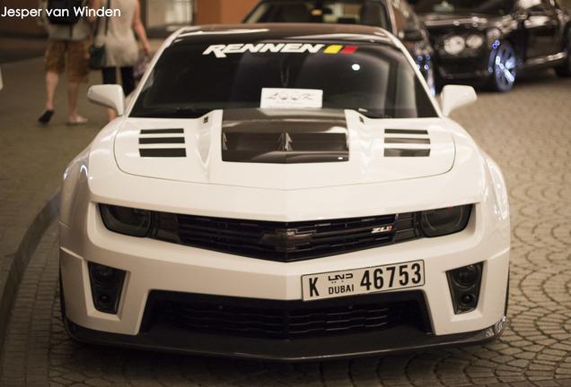 Chevrolet Camaro ZL1 Rennen Limited Edition