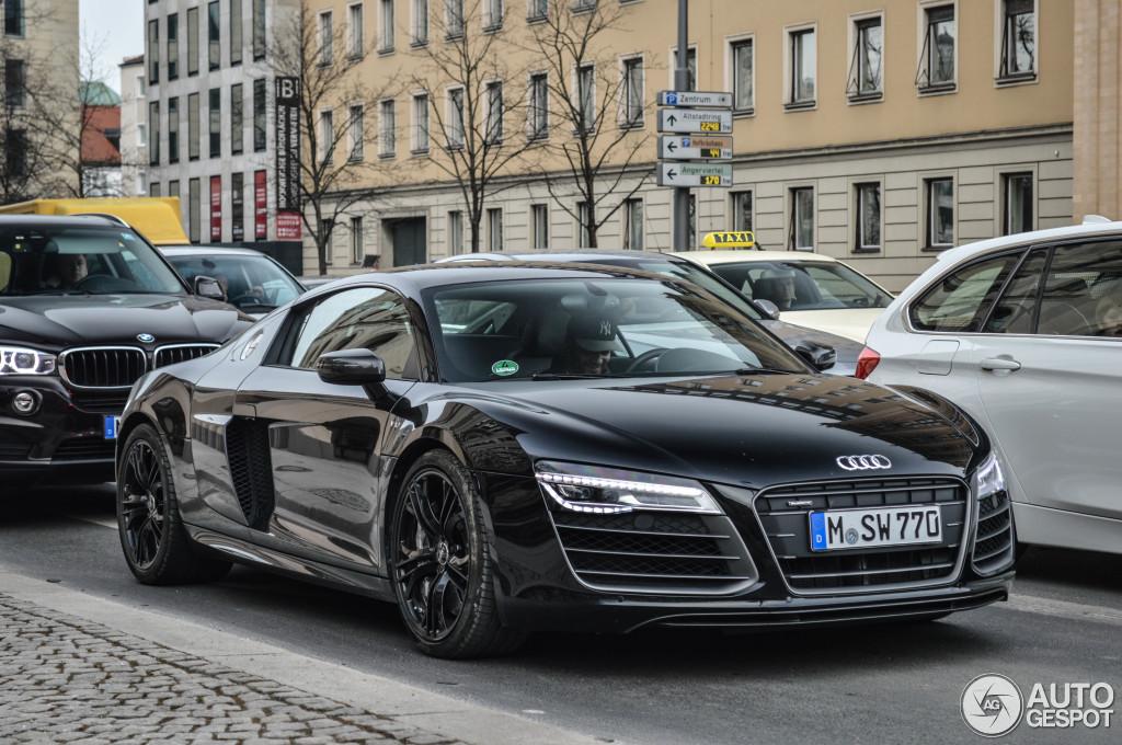Audi R8 V10 Plus 2013 21 February 2015 Autogespot