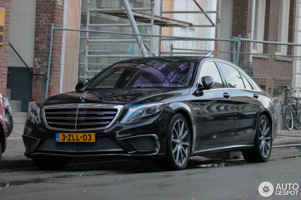 Mercedes Benz S 65 Amg V222 21 February 2015 Autogespot