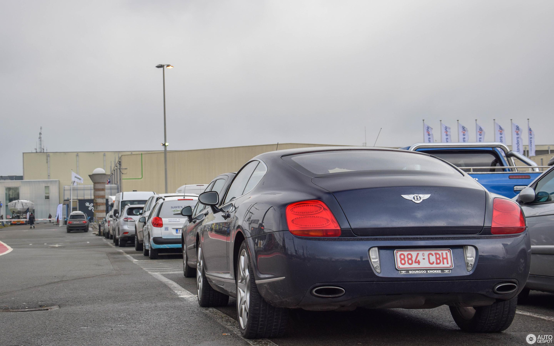 Bentley Continental GT 21 February 2015 Autogespot