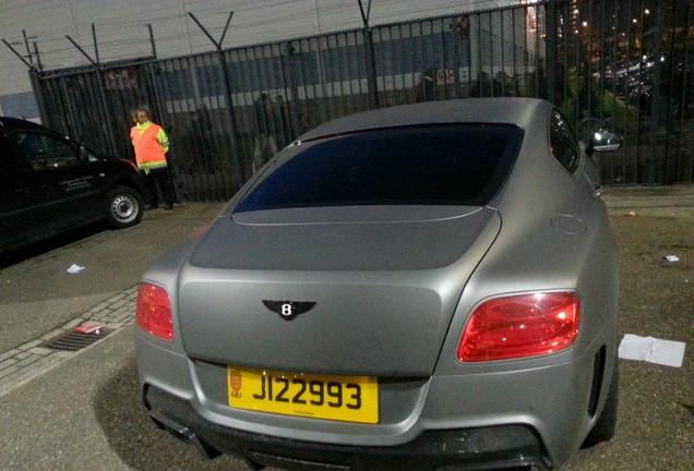 Bentley Continental GT Speed 2012 Vorsteiner BR10-RS