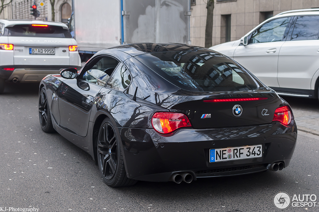 BMW Z4 M Coupé - 6 March 2015 - Autogespot