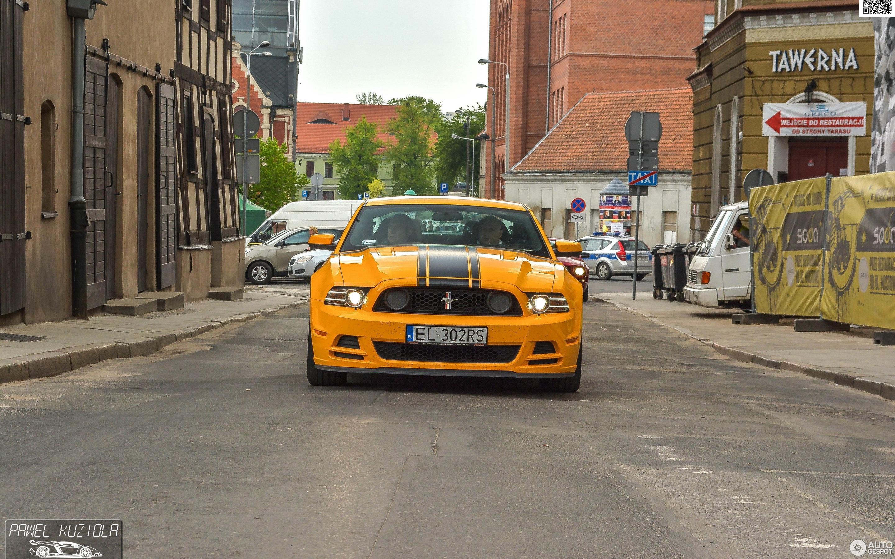 Ford Mustang Boss 302 2013 6 March 2015 Autogespot