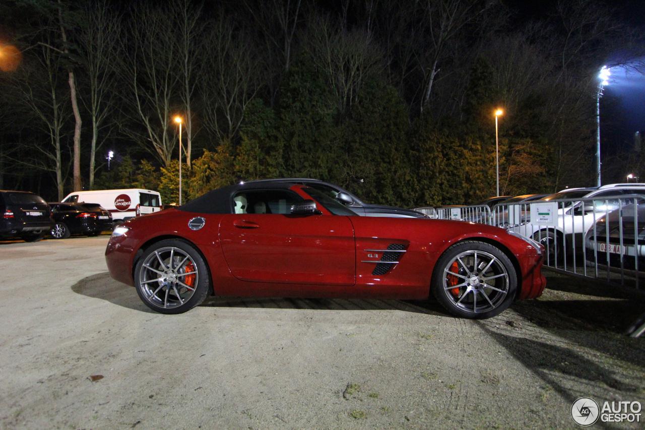 Mercedes benz sls amg roadster 7 march 2015 autogespot for 2015 mercedes benz sls amg convertible