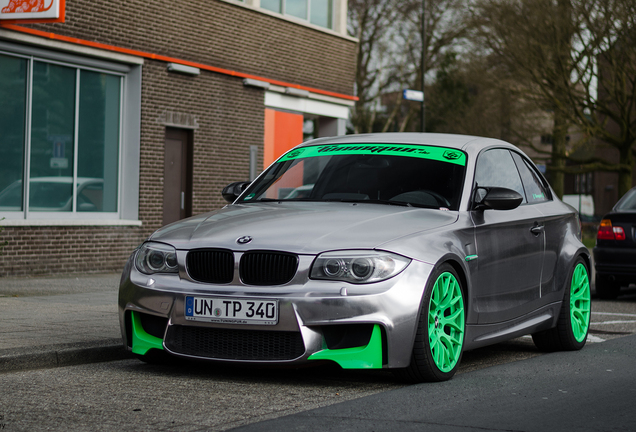 BMW 1 Series M Coupé Tuning Pur