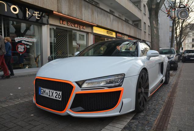 Audi R8 V10 Spyder Regula Tuning