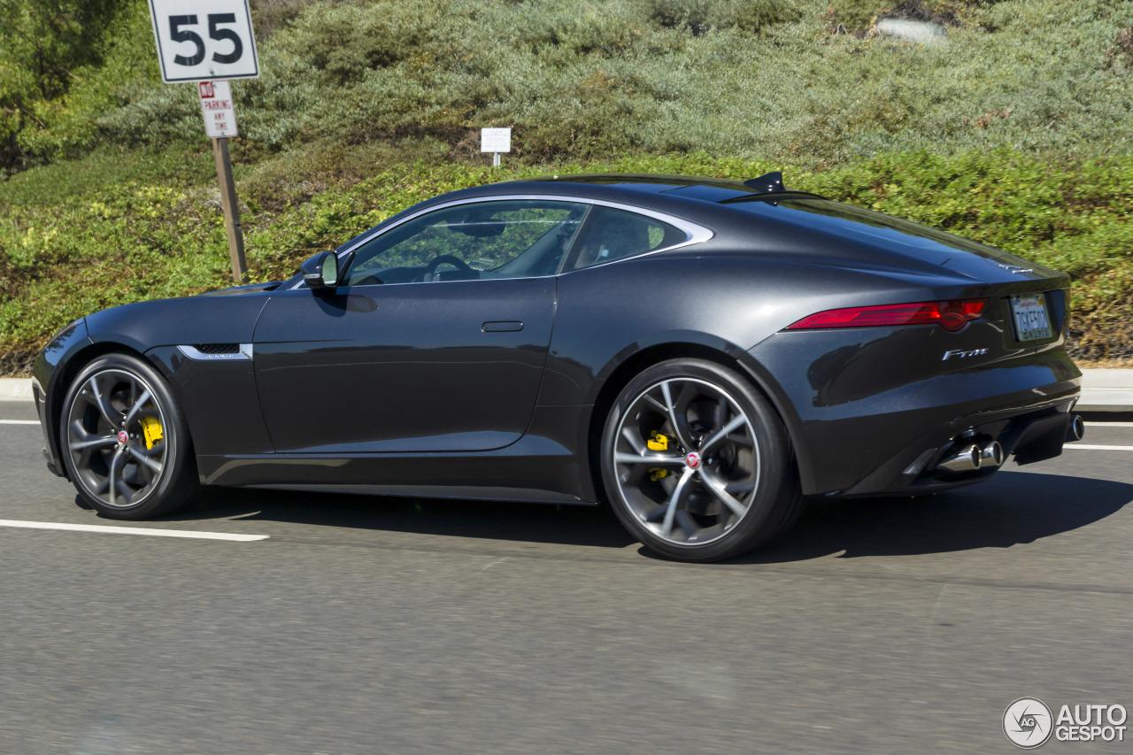 Jaguar F-TYPE R Coupé - 10 March 2015 - Autogespot