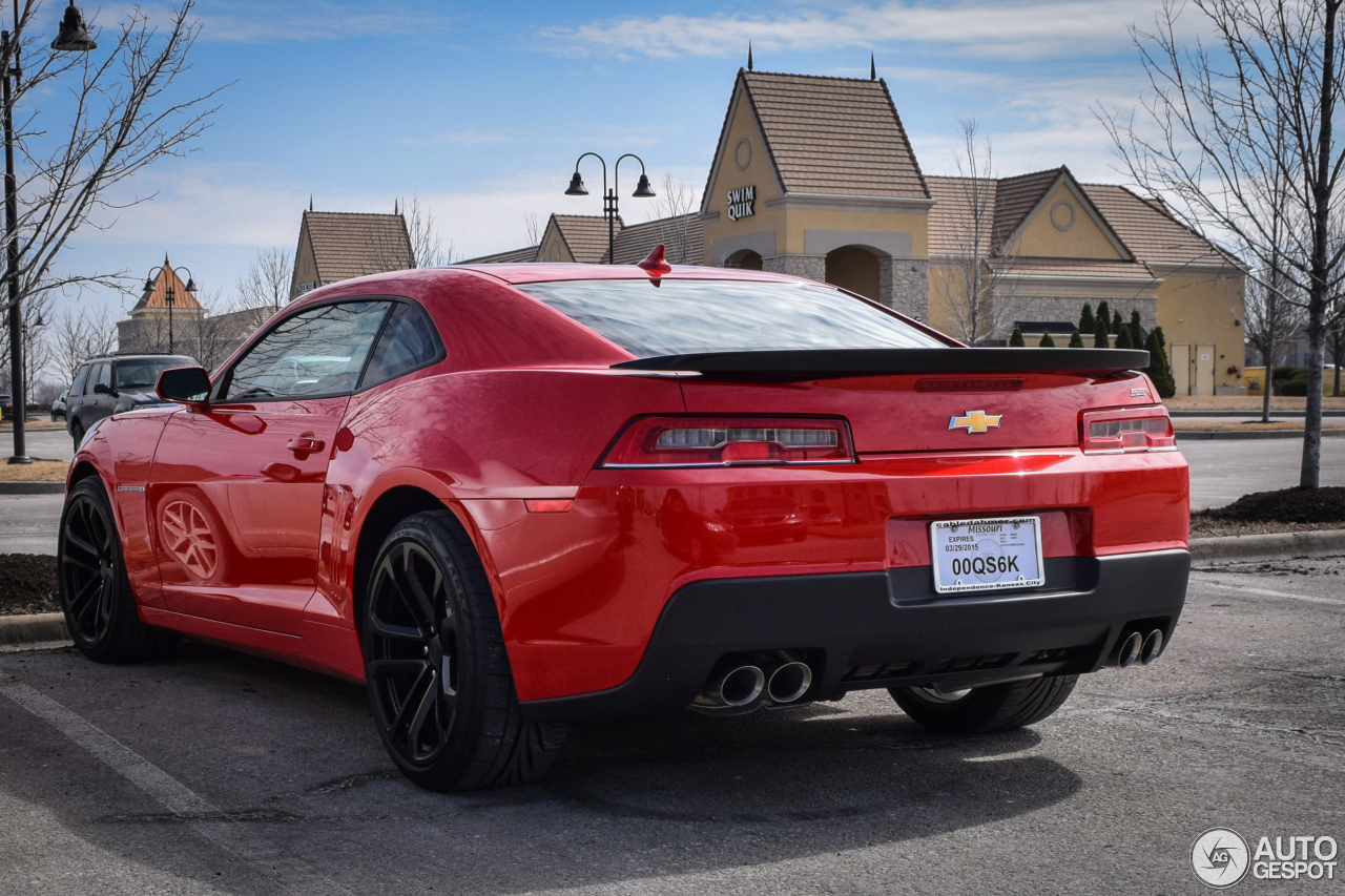 Chevrolet Camaro Ss 1le 2014 13 March 2015 Autogespot
