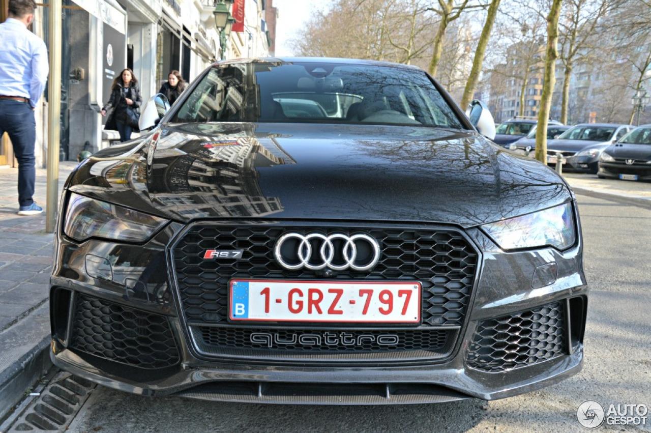 Audi Rs7 Sportback 2015 14 March 2015 Autogespot