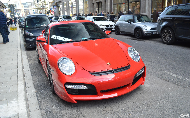 Porsche 997 Techart Carrera S MkI