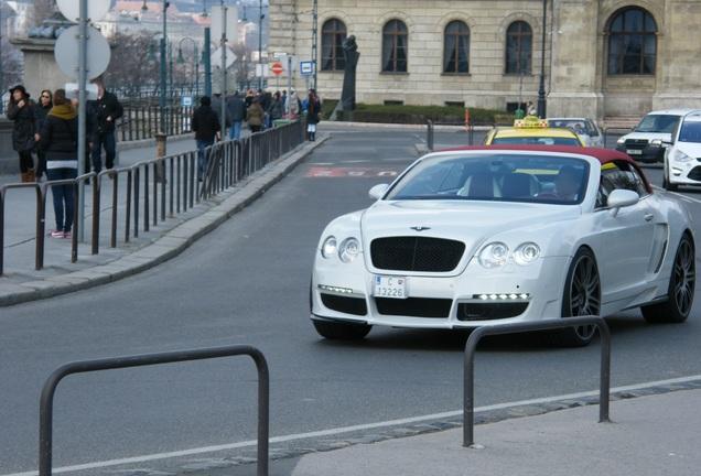 Bentley Mansory Continental GTC Speed