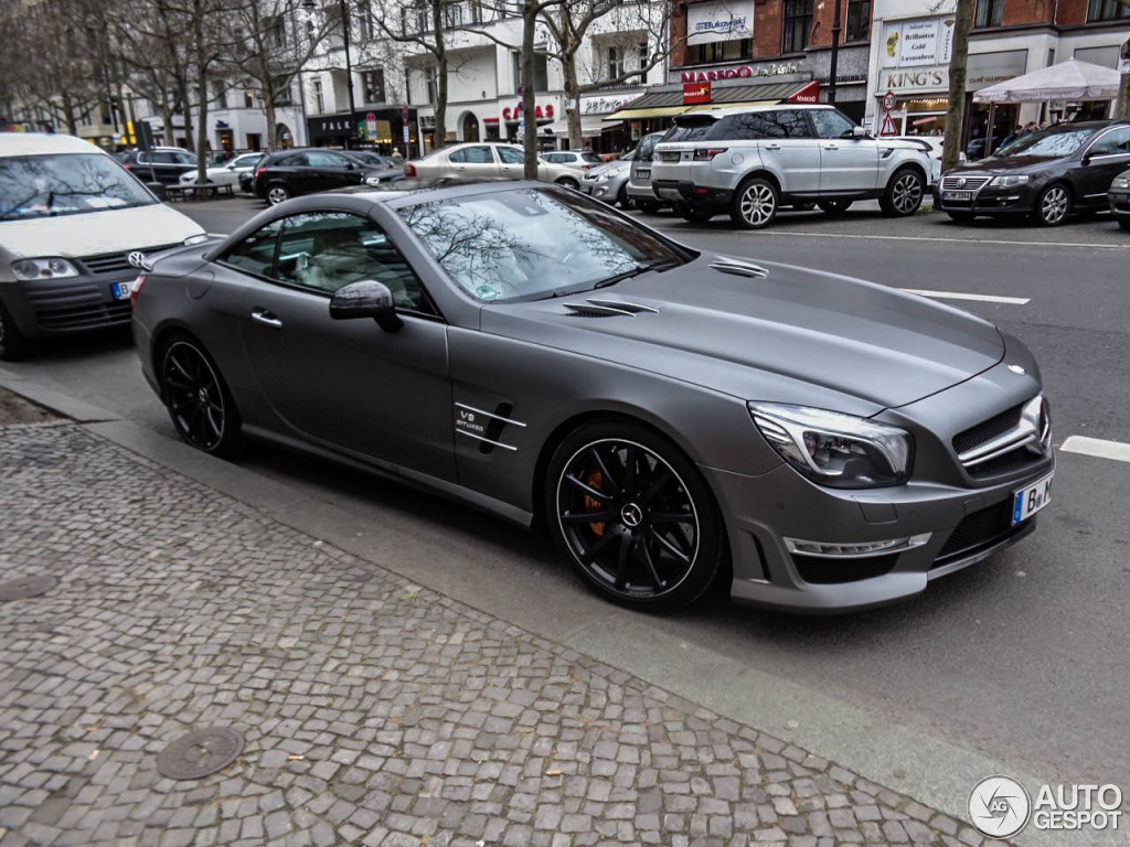 mercedes benz sl 63 amg r231 16 march 2015 autogespot. Black Bedroom Furniture Sets. Home Design Ideas