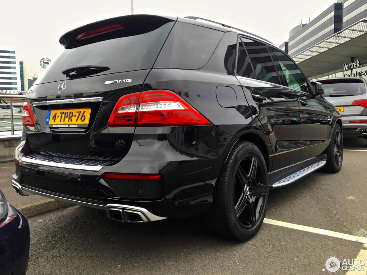 Mercedes Benz Ml 63 Amg W166 17 Maart 2015 Autogespot