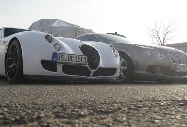 Wiesmann GT MF5 20th Anniversary Edition