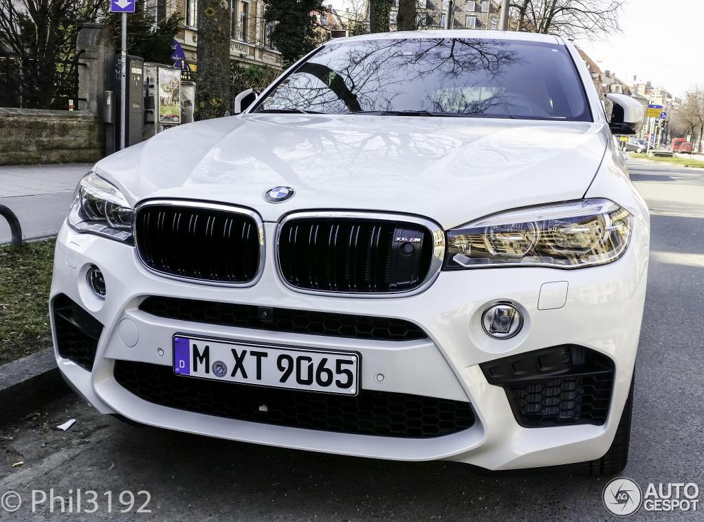 Bmw X6 M F86 19 March 2015 Autogespot