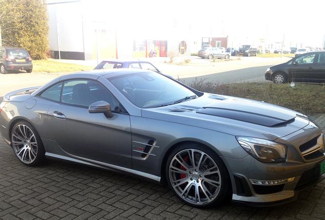 Mercedes-Benz Brabus 850 Roadster