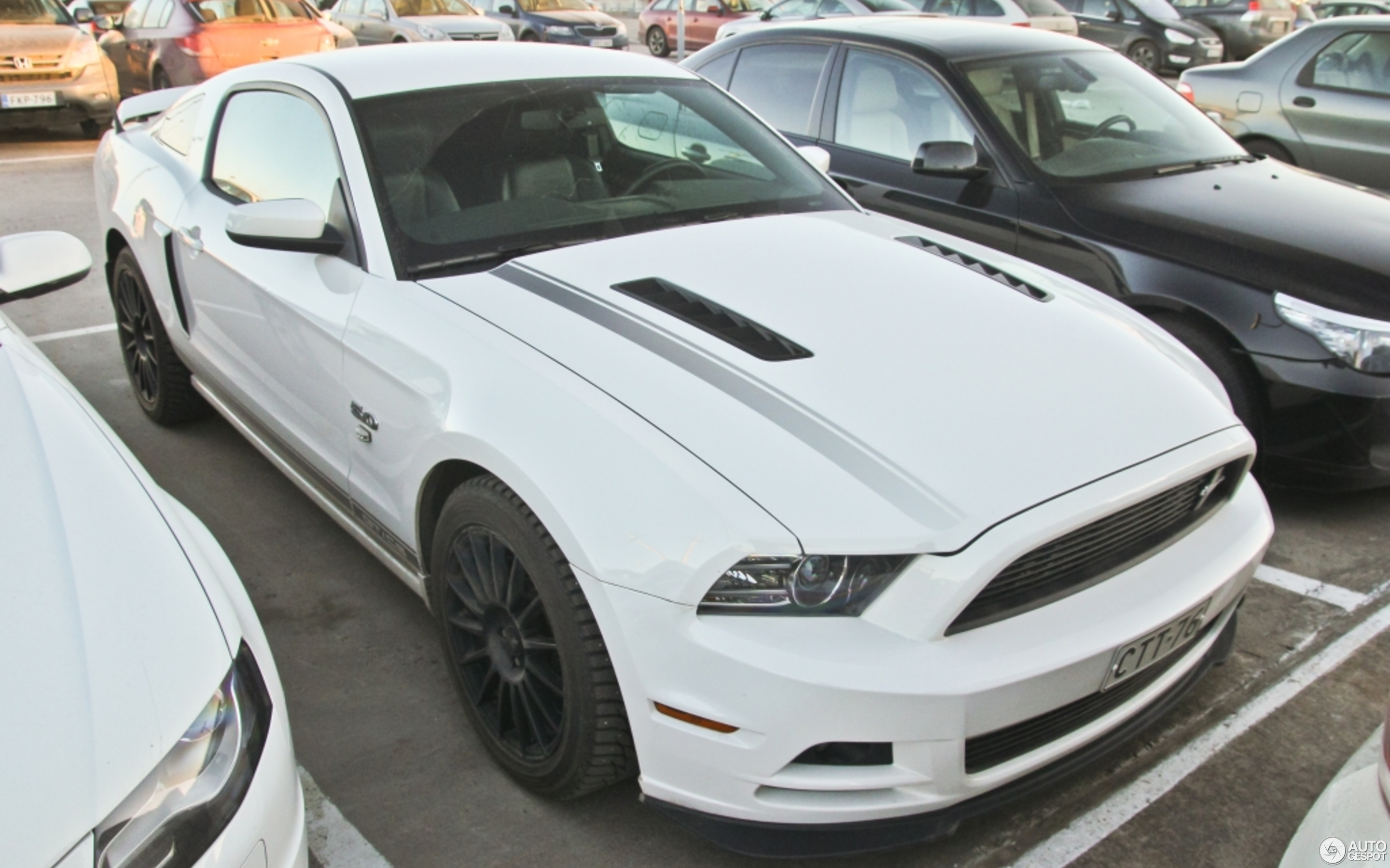 Ford Mustang Gt California Special 2013 20 March 2015 Autogespot