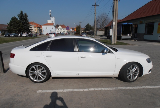 Audi S6 Sedan C6 2009