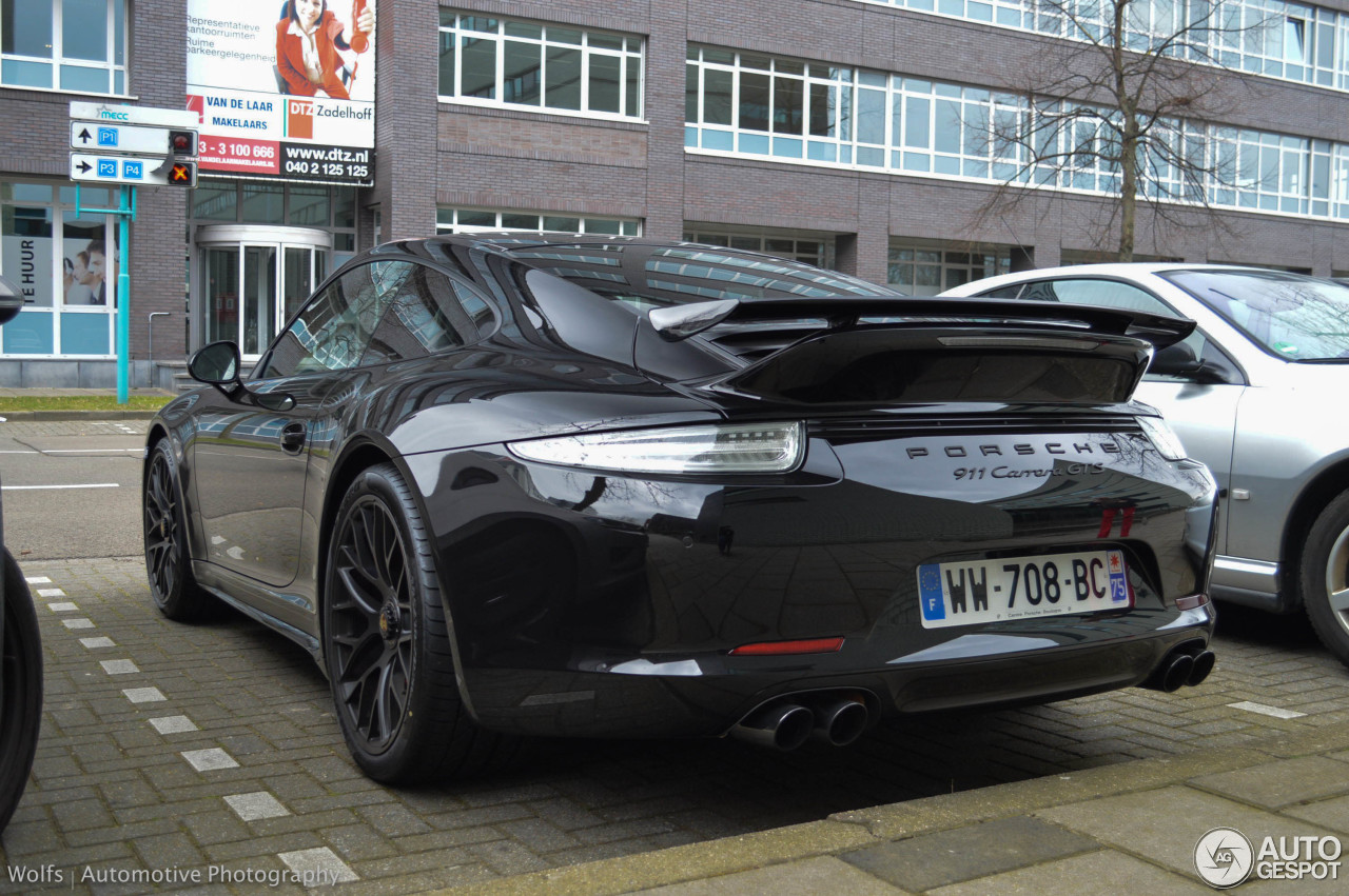 porsche 991 carrera gts 21 mrz 2015 autogespot. Black Bedroom Furniture Sets. Home Design Ideas