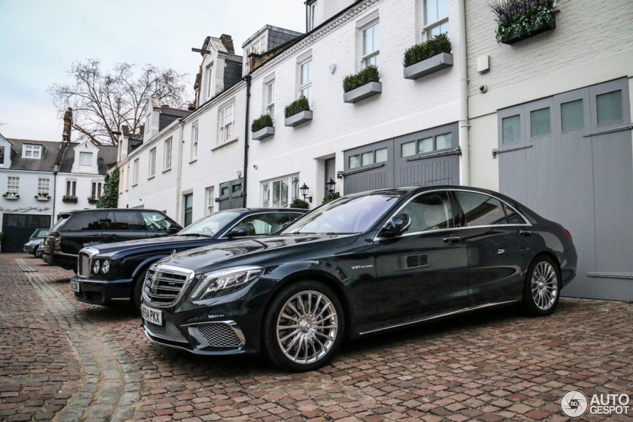 Mercedes benz s 65 amg v222 23 march 2015 autogespot for All types of mercedes benz cars