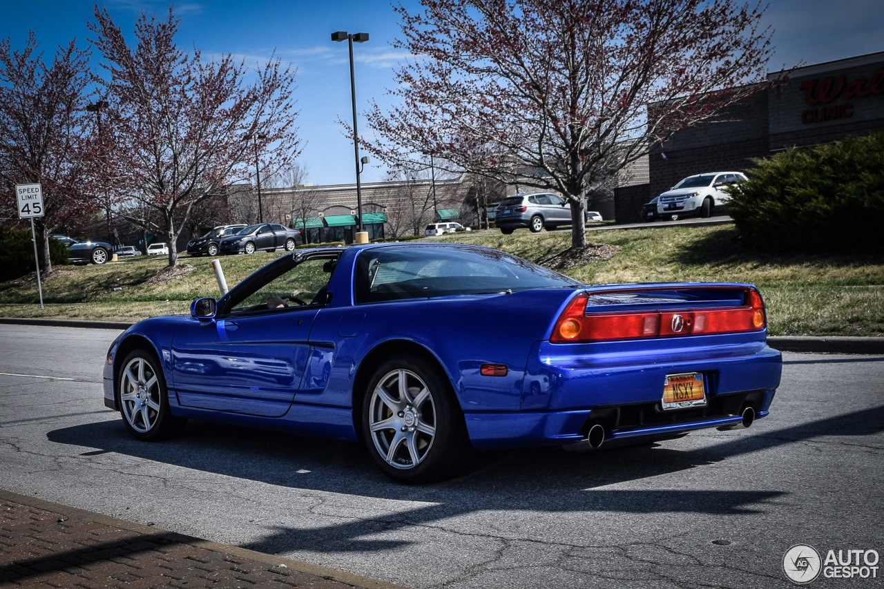 Acura NSX-T 2002-2005 - 24 March 2015 - Autogespot
