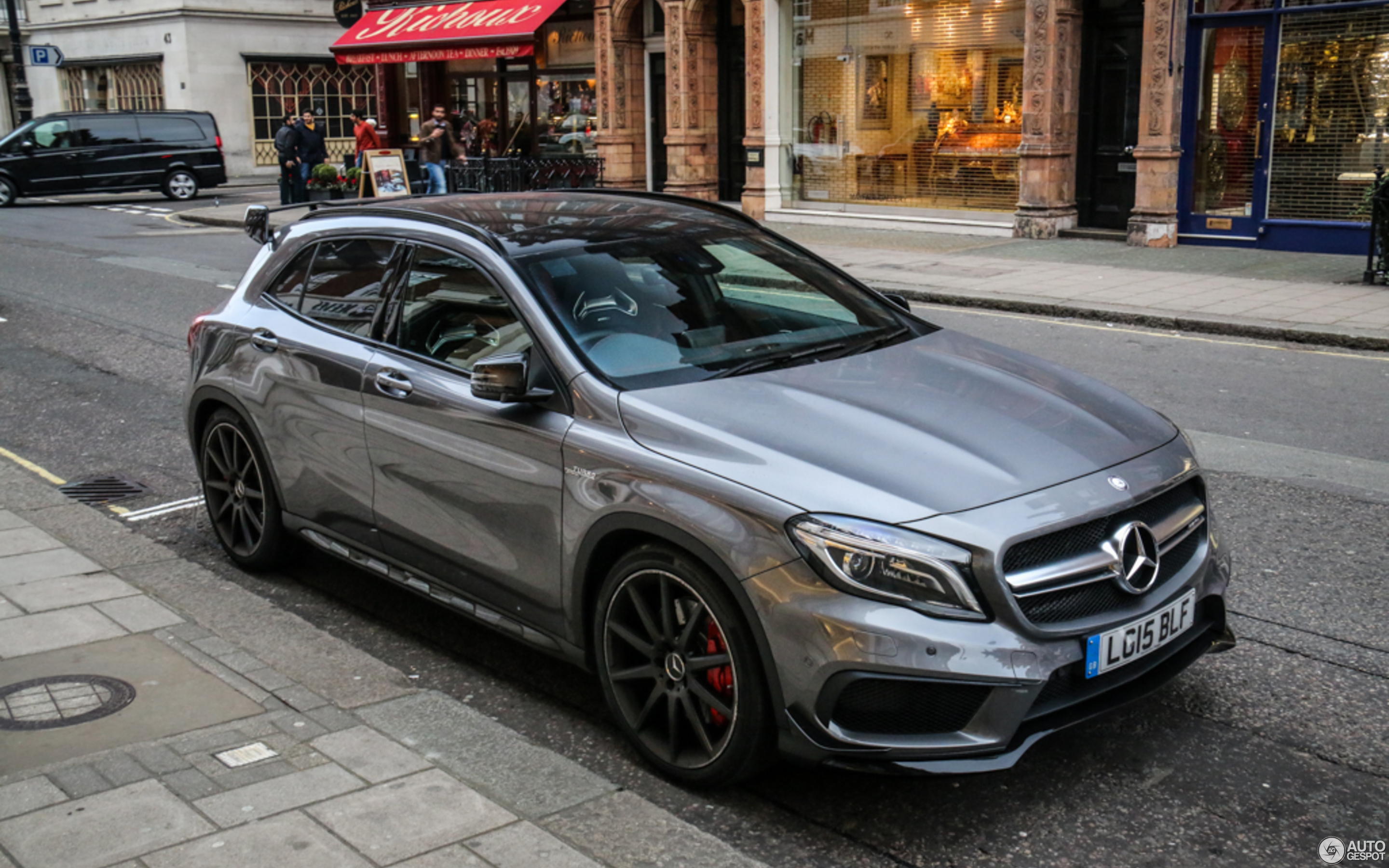 2017 Amg Gla 45 Mercedes Benz >> Mercedes-Benz GLA 45 AMG X156 - 25 March 2015 - Autogespot