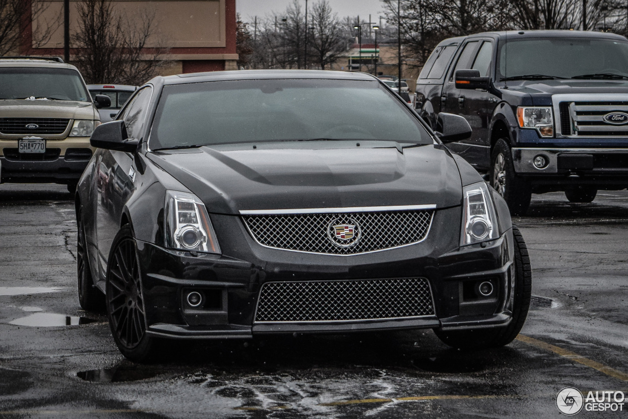 Cadillac Cts V Coup 233 26 March 2015 Autogespot