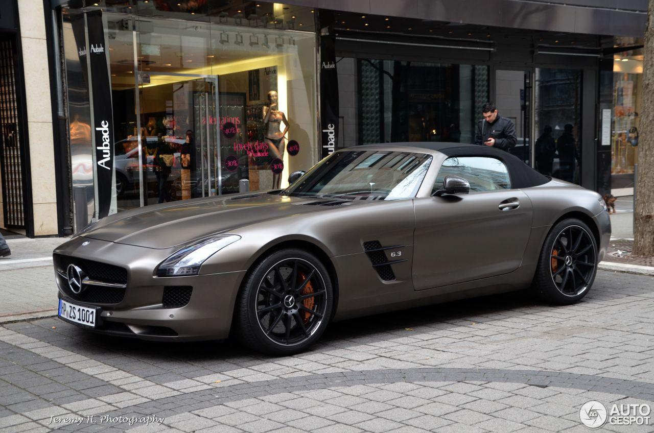 Mercedes benz sls amg gt roadster 27 march 2015 autogespot for 2015 mercedes benz sls amg convertible