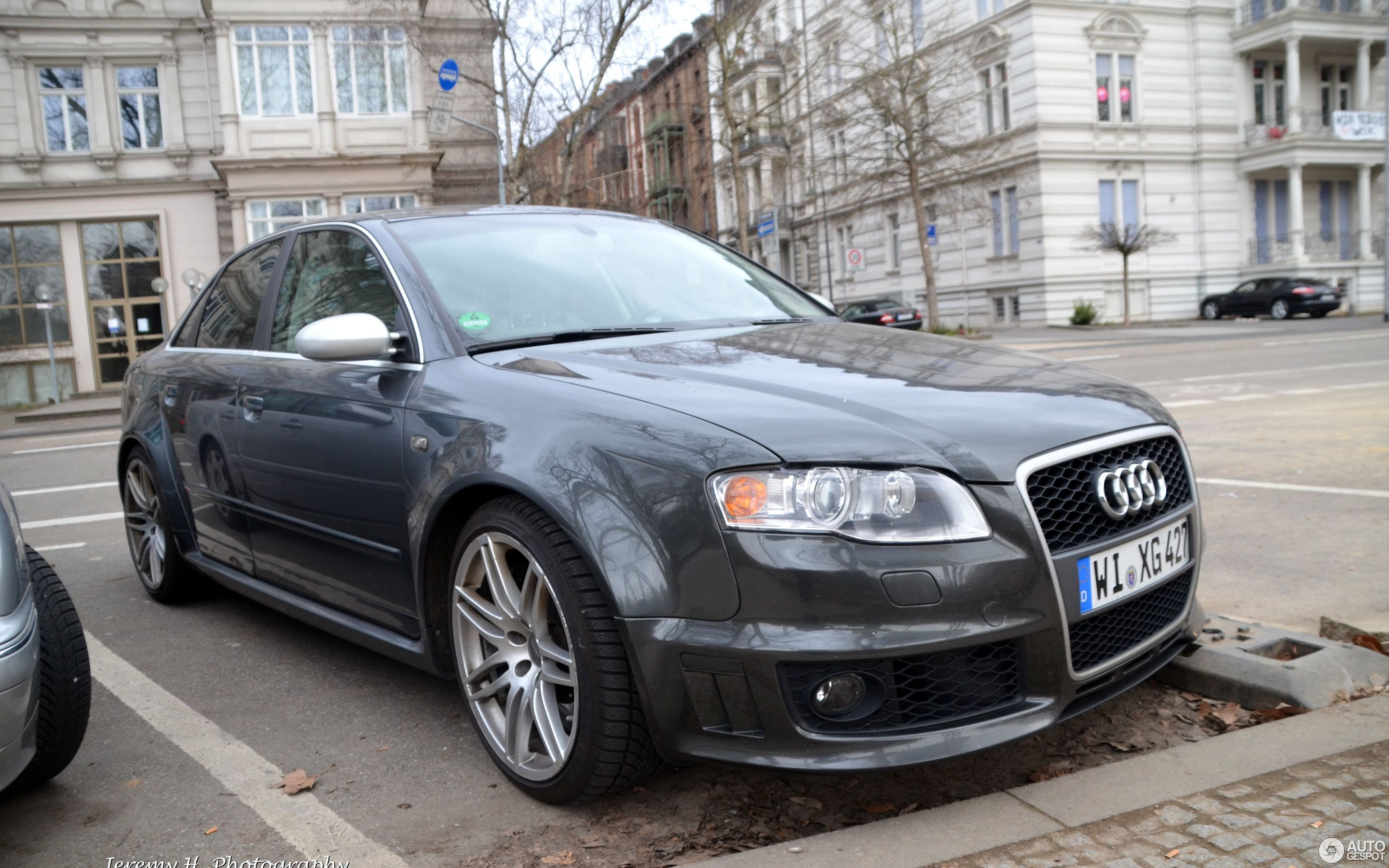 Terren Spots | Audi Rs4 Sedan 27 March 2015 Autogespot