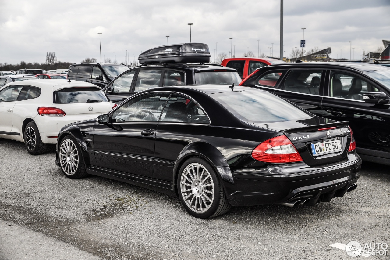 Mercedes benz clk 63 amg black series 28 march 2015 for Mercedes benz 5 series