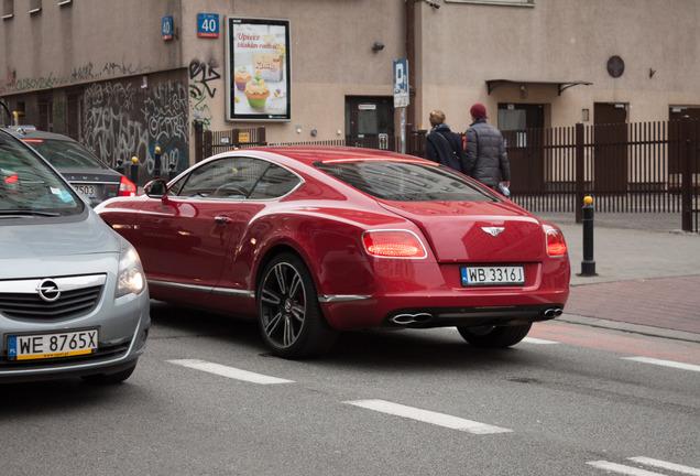Bentley Continental GT V8