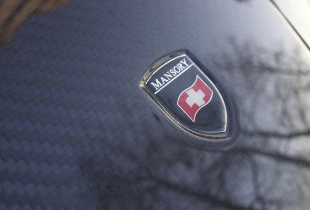 Porsche Mansory Chopster