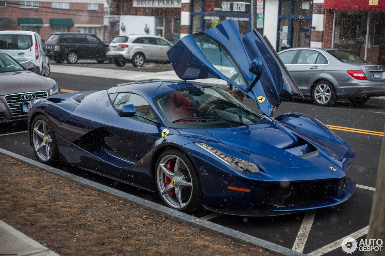 Ferrari Laferrari 29 March 2015 Autogespot
