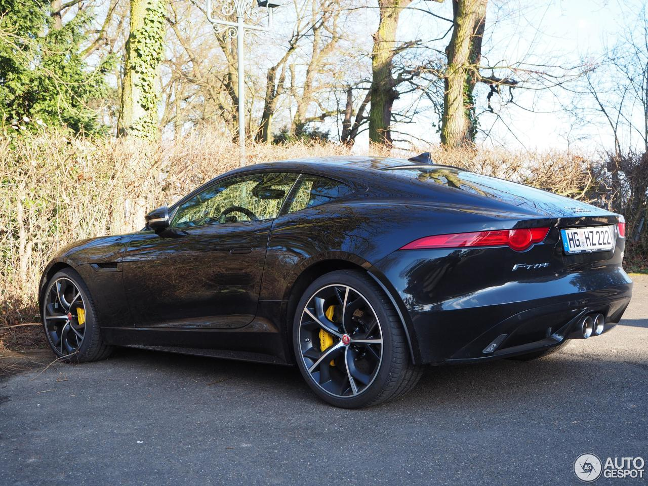 jaguar f type s coup 29 mars 2015 autogespot. Black Bedroom Furniture Sets. Home Design Ideas