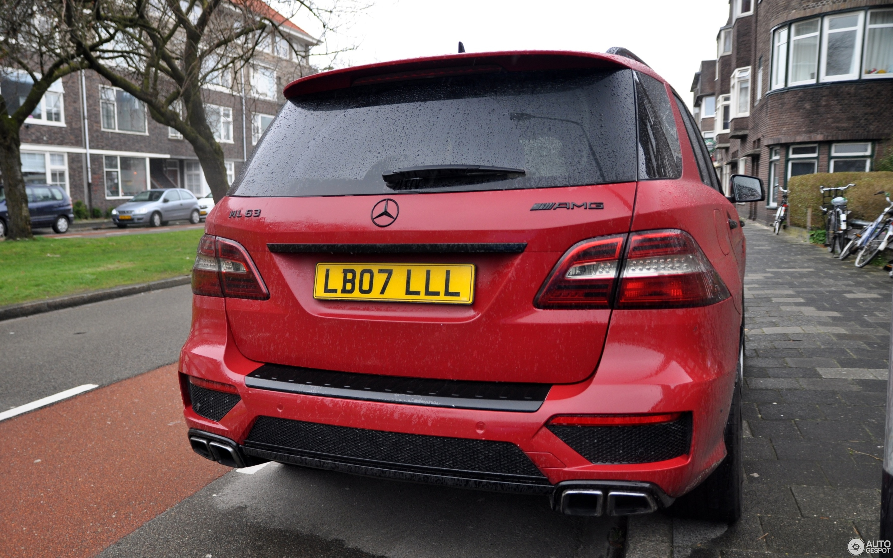 Mercedes Benz ML 63 AMG W166 30 March 2015 Autogespot