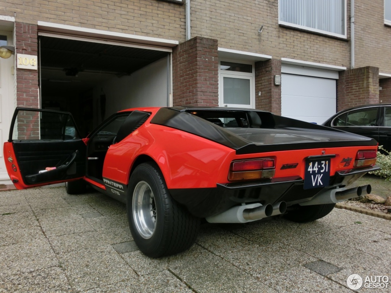 de tomaso pantera gts 3 april 2015 autogespot. Black Bedroom Furniture Sets. Home Design Ideas