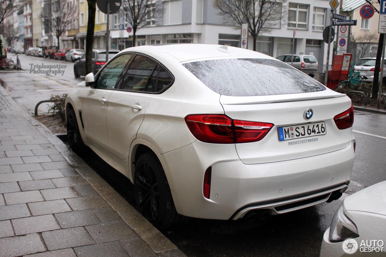 Bmw X6 M F86 5 April 2015 Autogespot